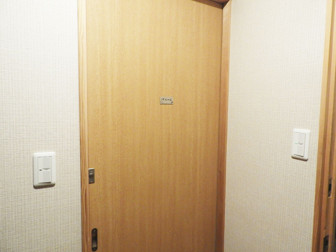 1Fルーム入口2