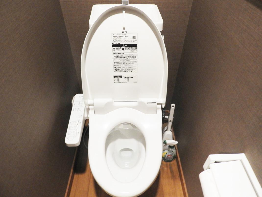 1Fトイレ便座