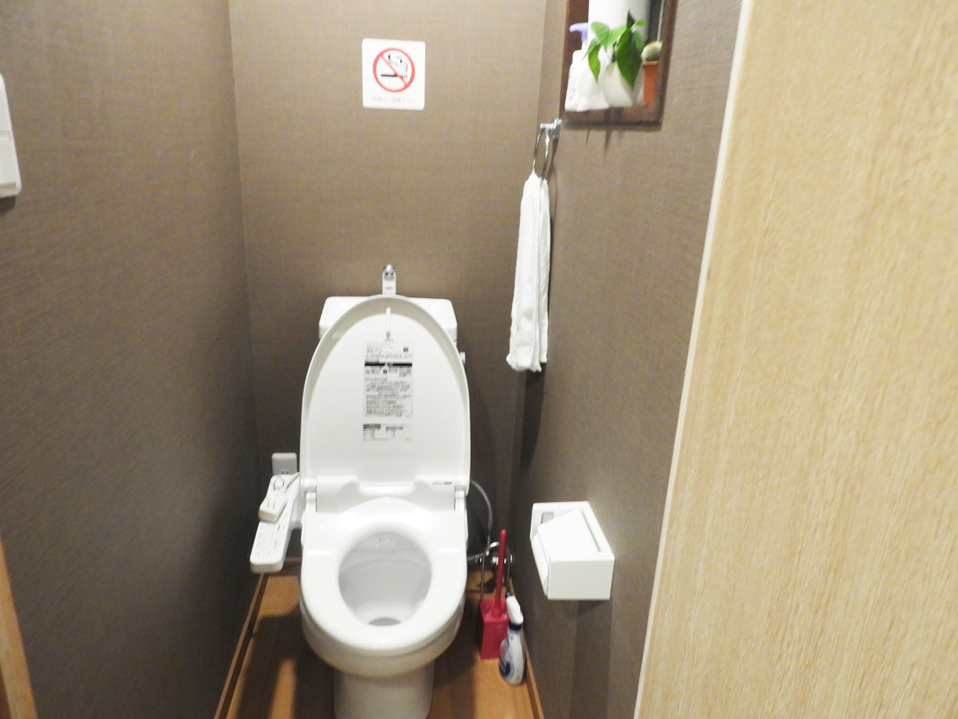 2Fトイレ便座
